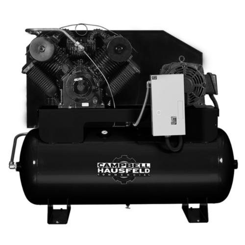 compresor de 25hp marca campbell modelo ce9004