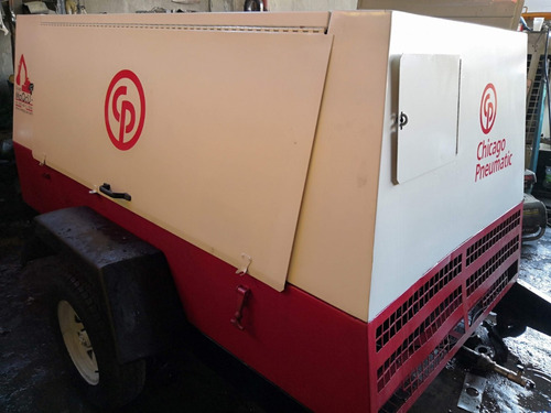 compresor de 270pcm chicago pneumatic garantizado