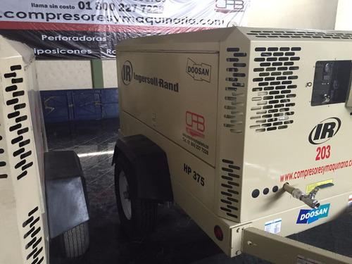 compresor de  375 pcm motor john deere año 2010