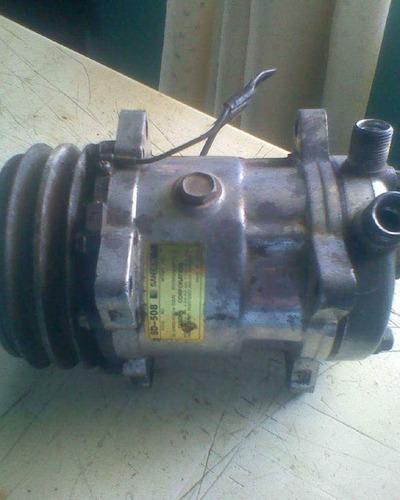 compresor de a/a para carro sd- 508
