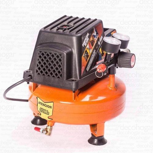 compresor de aire 1/3hp lusqtoff lc1304 mando directo cuota