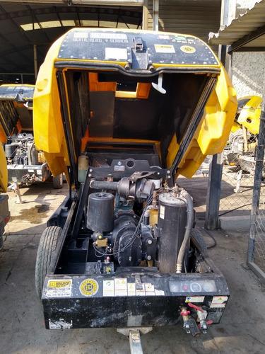 compresor de aire 185 cfm usado