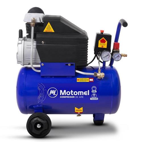compresor de aire 24 l motomel - tamburrino motos