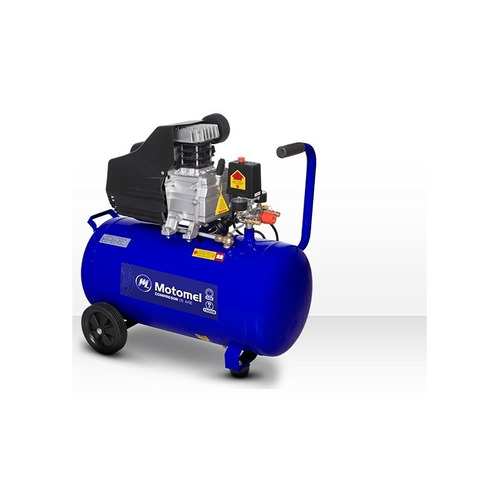 compresor de aire 24 lts 1500w c kit motomel mca24-k