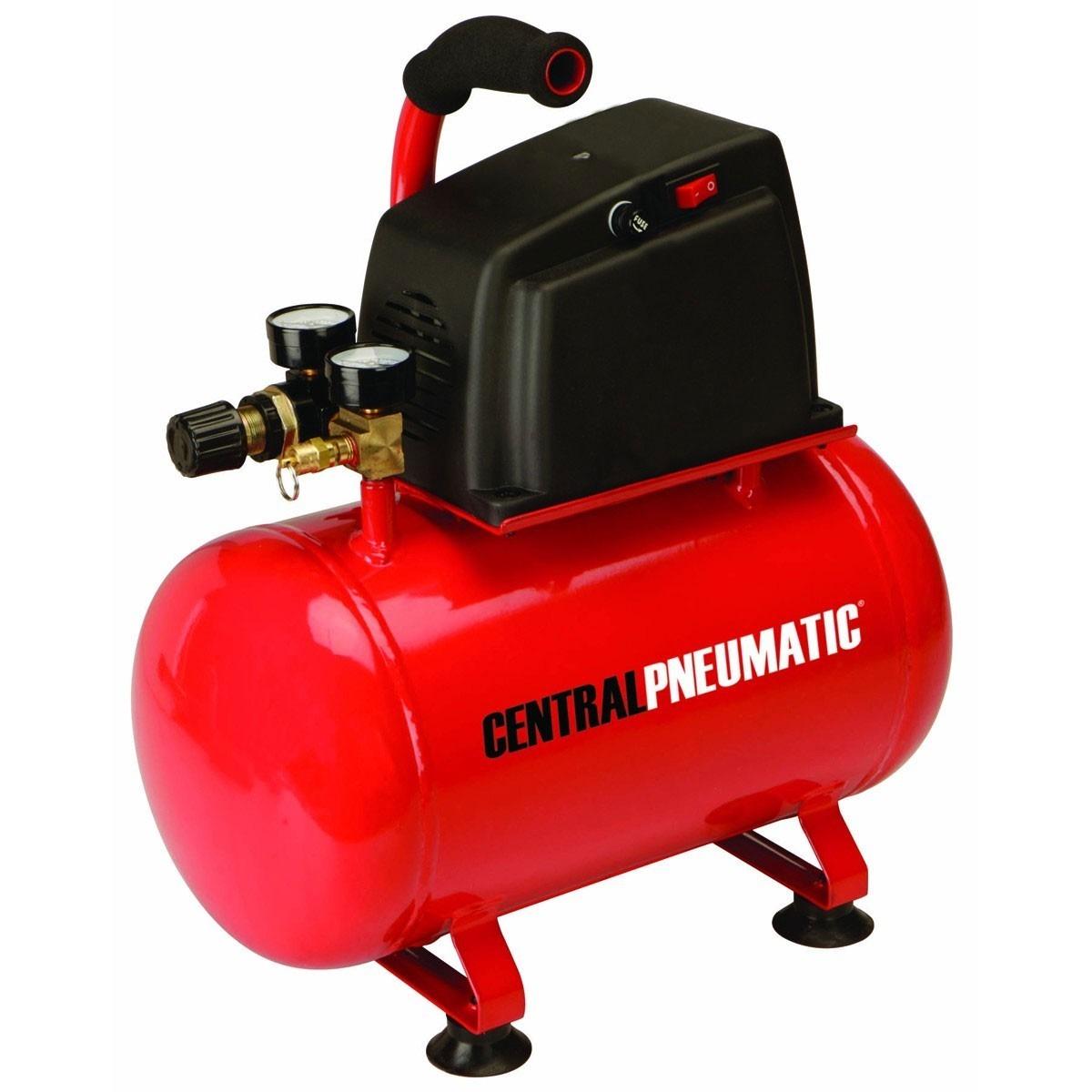 Compresor de aire 3 galones 1 3 hp trabajos peque os - Compresor de aire precio ...