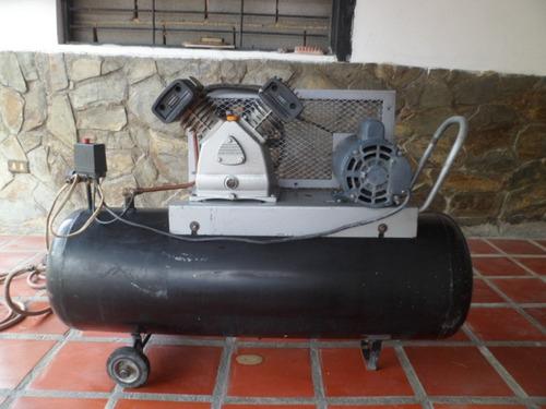compresor de aire 3 hp. / 180 lts.