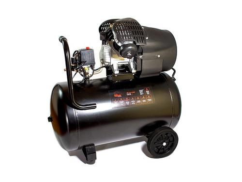 compresor de aire 4 hp 100 litros bicilindrico monofasico
