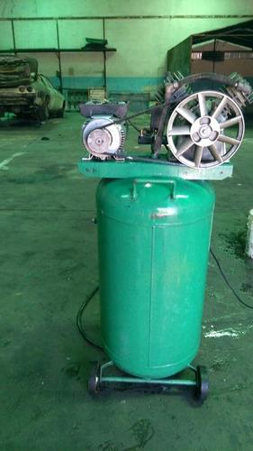 compresor de aire 6hp 250 litros como nuevo