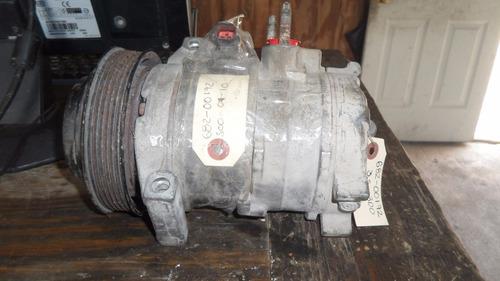 compresor de aire a/c 300 challenger charger magnum.