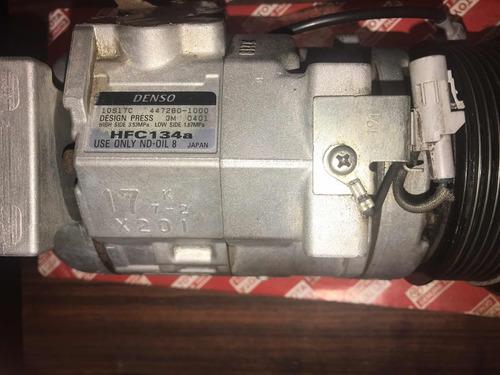 compresor de aire acondicionado 4runer kavak fortuner tacom$