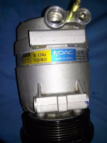 compresor de aire acondicionado chevrolet aveo(reparacion)