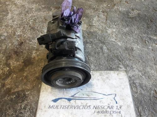 compresor de aire acondicionado de neon 2002