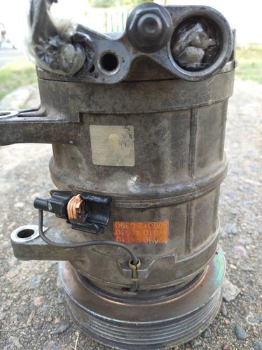compresor de aire acondicionado de nissan frontier