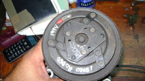 compresor de aire acondicionado de suzu rodeo, año 1994, gas