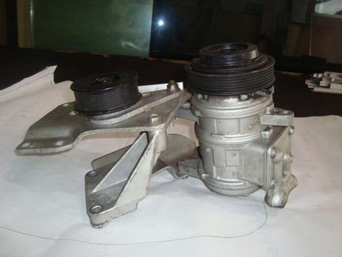 compresor de aire acondicionado ford motor 302 con base