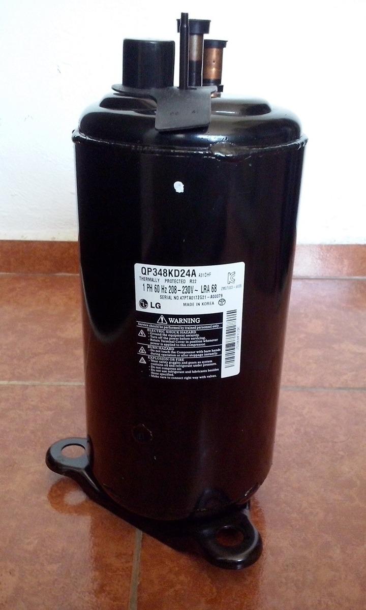 Compresor de aire acondicionado lg 24000 btu 5 for Compresor de aire acondicionado
