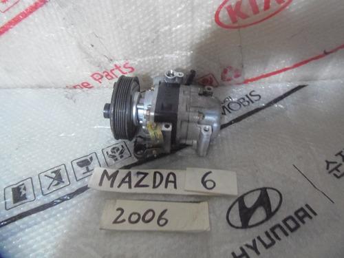 compresor de aire acondicionado mazda 6 2006