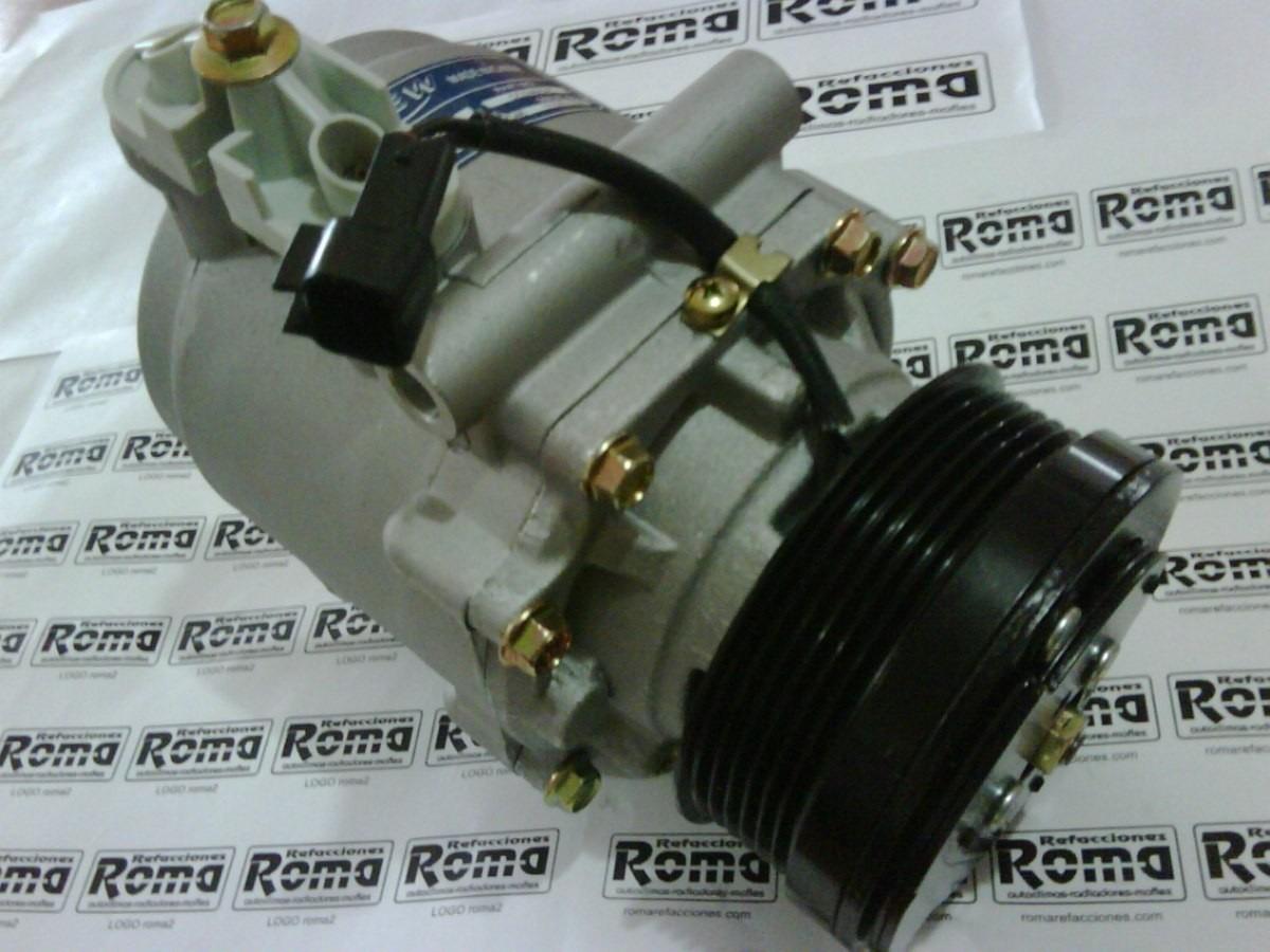 Compresor de aire acondicionado scroll ford expedition v8 - Compresor de aire precio ...