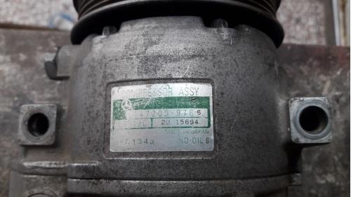 compresor de aire acondisionado para mercedes clase a