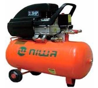 compresor de aire alta recupeación 100lts anw-2/100 niwa
