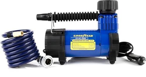 compresor de aire alta resistencia good year 12v - 30lts/min