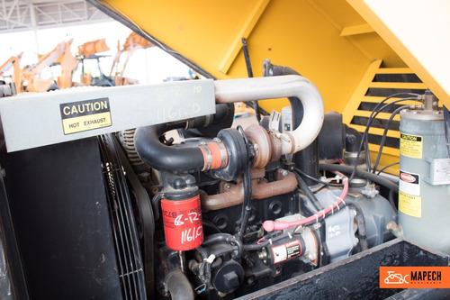 compresor de aire atlas 175 cfm motor john deere 1000 hrs