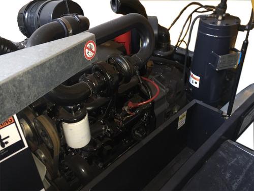 compresor de aire atlas copco 185 pcm, neumatico