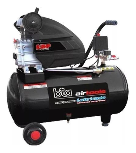 compresor de aire bta 2,5hp 25lts + kit de aire