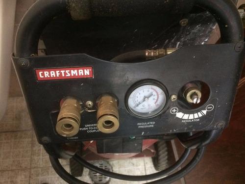 compresor de aire craftsman