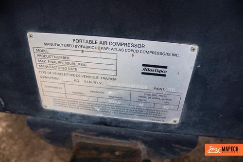 compresor de aire de 175 cfm atlas 2006 motor john deere