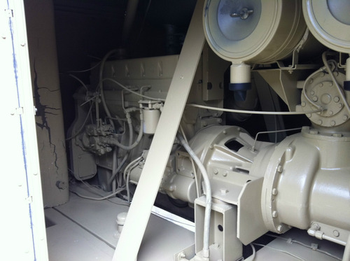 compresor de aire de 750 pcm ingersoll rand remanufacturado