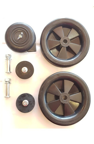 compresor de aire halley 50l 2.5hp + kit + acoples e/gratis