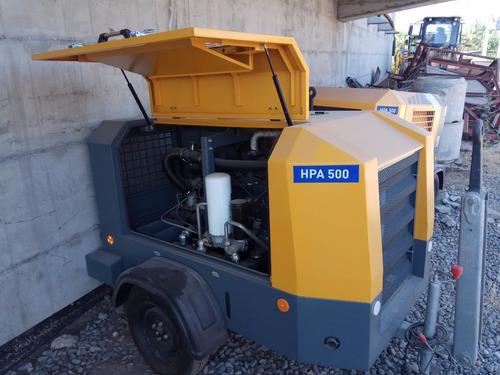 compresor de aire hertz hpa500 m4q
