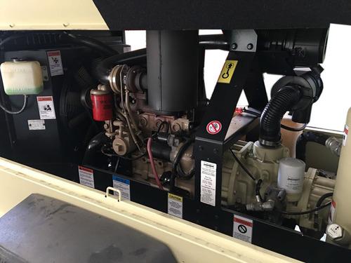 compresor de aire ingersoll rand de 185 pcm 2012, sand blast