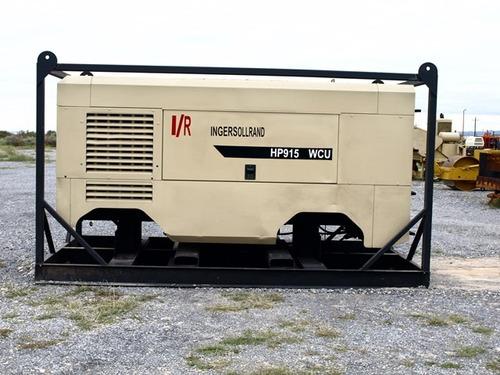 compresor de aire ingersoll rand hp915wcu año 2006 meqcer