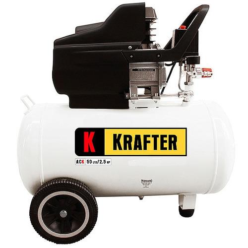 Compresor de aire krafter 50 litros 2 5 hp nuevo 115 - Compresor de aire 25 litros ...