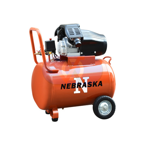 compresor de aire nebraska 100l 2500w 3.5hp 115psi sin inter