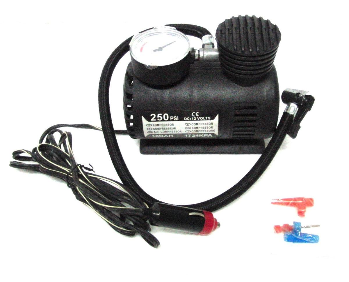 Compresor de aire port til 12 v fermetal 250 psi tienda - Compresor de aire portatil ...