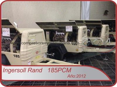 compresor de aire portatil  de 185 pcm a 900 pcm