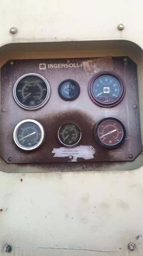 compresor de aire portatil ingersoll rand p1600awgm año 1990
