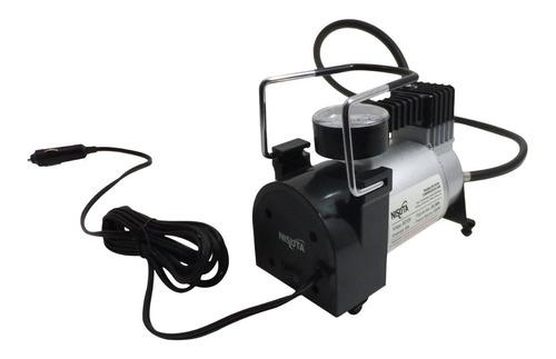 compresor de aire portatil nisuta inflador rueda auto moto