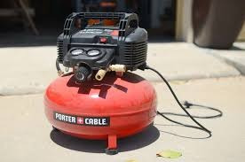compresor de aire porter cable