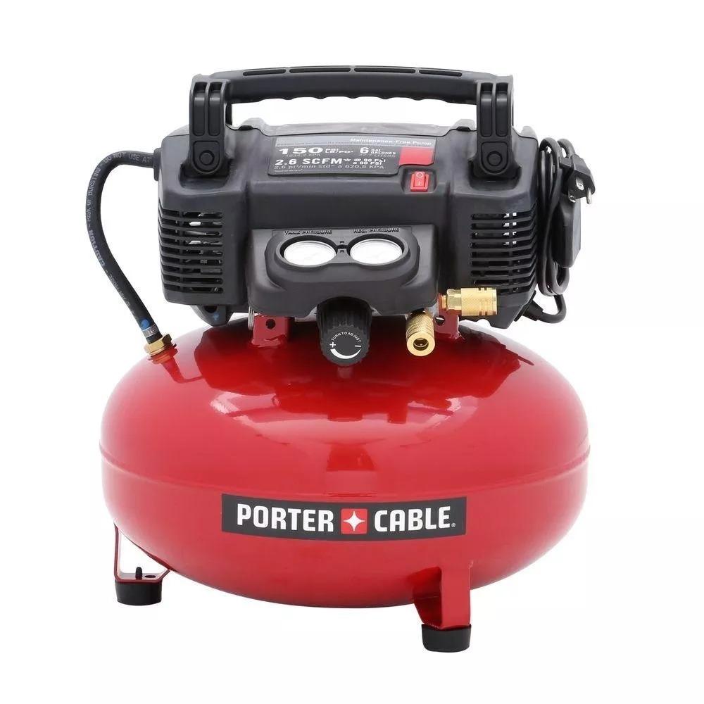 Compresor De Aire Porter Cable Dewalt Con Clavadora Kit - $ 5,200.00 ...