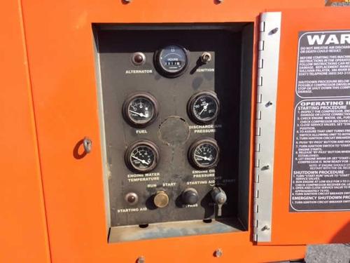 compresor de aire sullivan d185q11jd año 2008
