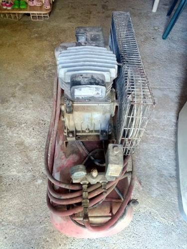 compresor de aire turbo italiano 100lts 2hp