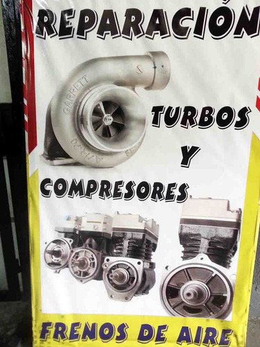 compresor de frenos de aire iveco tector / eurocargo