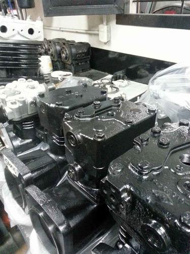 compresor de frenos de aire / tf 501 para motor mack