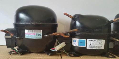 compresor de nevera 1/4 1/5 con accesorios importados