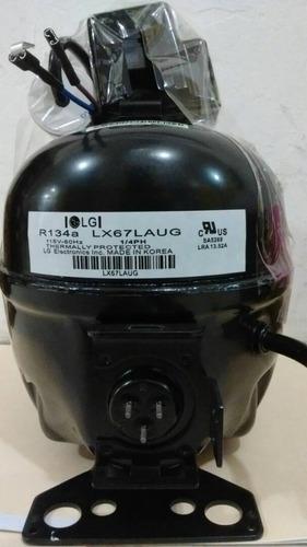compresor de nevera 1/4 gas r134  ofertazo