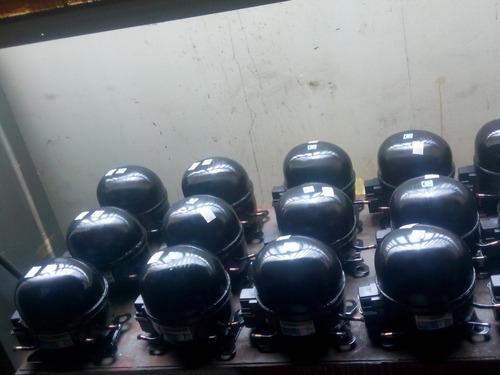 compresor de nevera de 1/4 made in usa nuevos